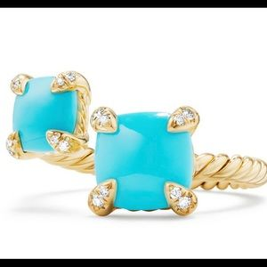 DAVID YURMAN authentic ring